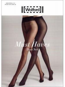 Must Haves Duo Set - Wolford Strumpfhosen