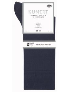 Comfort Cotton Mercerised - KUNERT Herrensocken