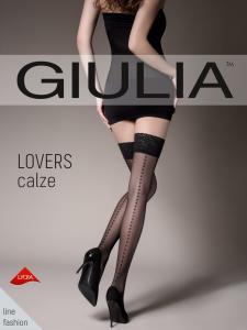 Lovers calze - Strümpfe mit Herz