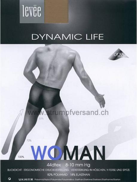 WoMan Dynamic Life - Stützstrumpfhose für Herren
