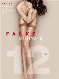 SHELINA 12 - halterloser Strumpf