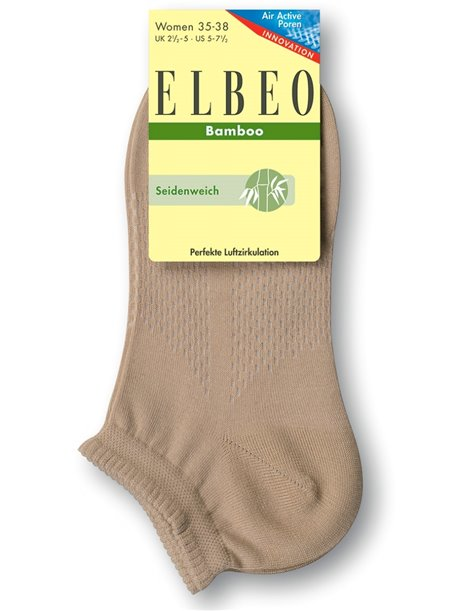 Breathable Sneaker - Elbeo Damensocken