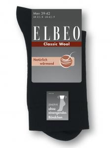 Classic Wool Sensitive - Elbeo Socken