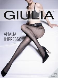 Amalia Impresso 40 - Strumpfhose