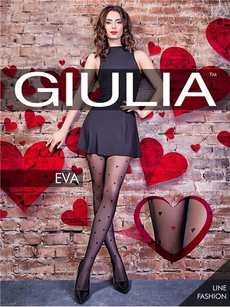 Eva 20 - Strumpfhose mit Herz