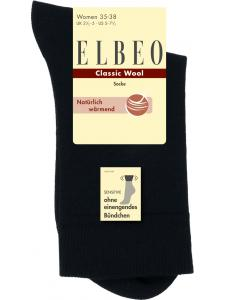 Classic Wool - Elbeo Damensocken