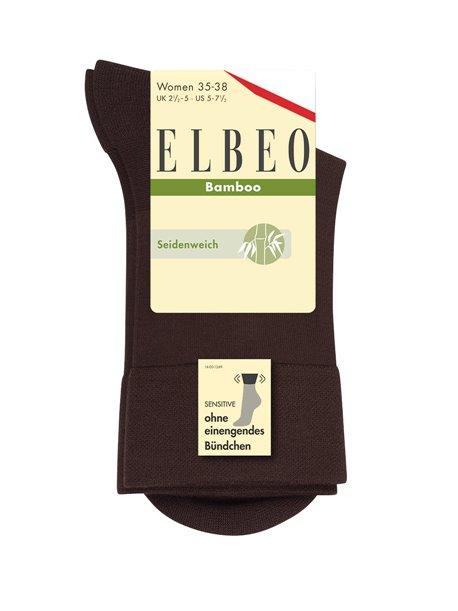 Bamboo Sensitive (3er Pack) Elbeo Damensocken