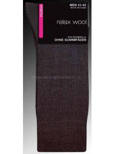 Herrensocken - RELAX WOOL