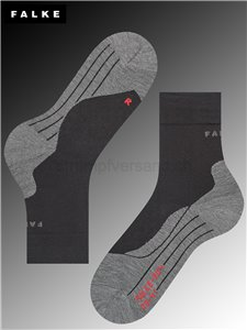 RU4 men Laufsportsocken - 3010 black-mix