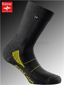 Rohner Socken GRAND SLAM - 009 schwarz