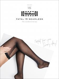 Halterloser Strumpf - Wolford FATAL 15