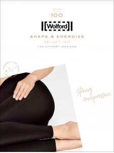 Wolford Leggings - VELVET 100 Leg Support