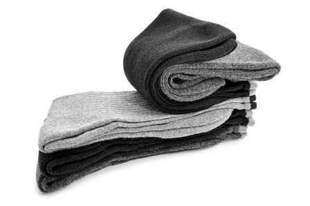 Socken richtig aufbewahren