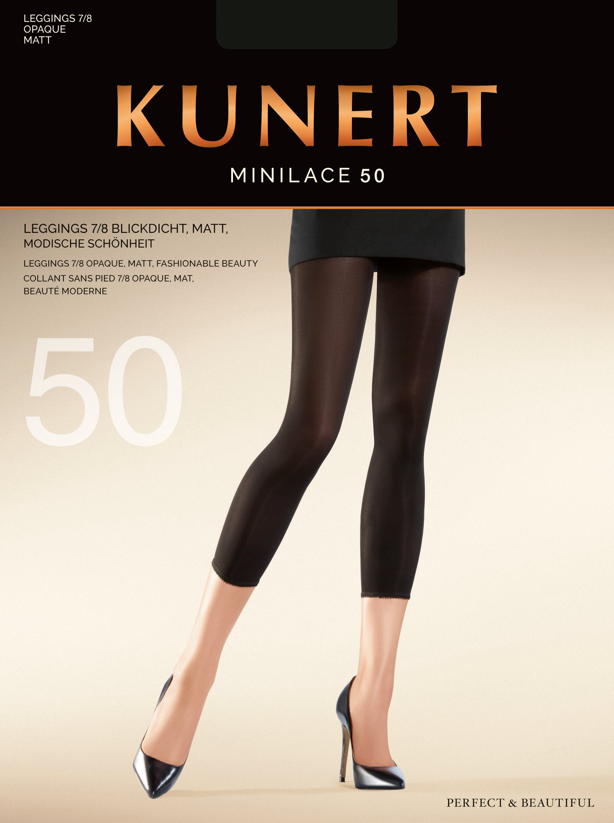 capri leggings kunert leggins mit einem dezenten. Black Bedroom Furniture Sets. Home Design Ideas