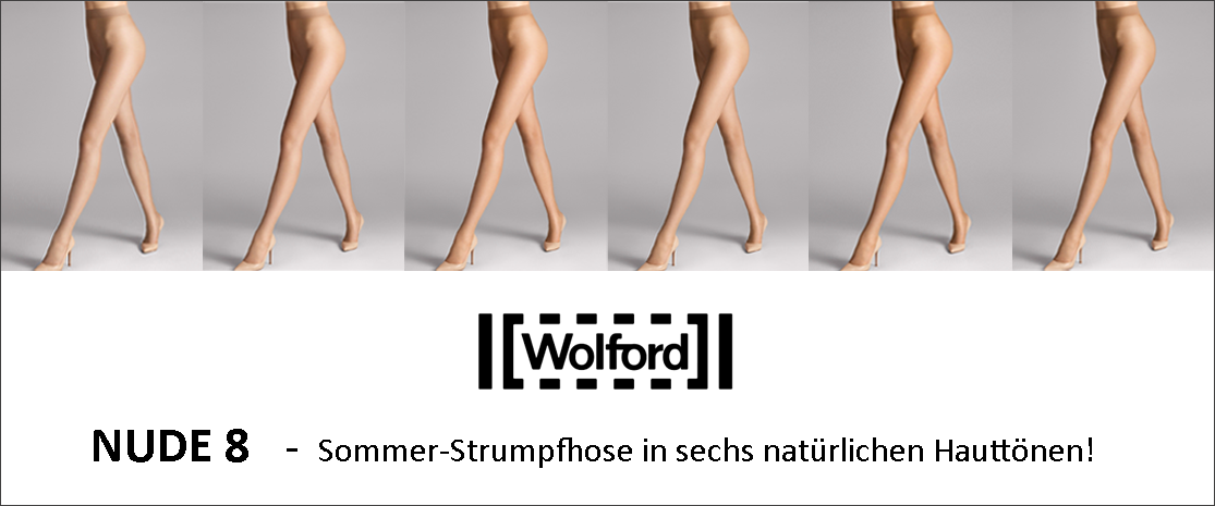 Wolford Nude 8 Sommer-Strumpfhose