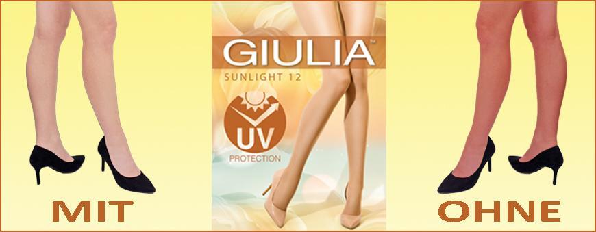 Sunlight 12 Strumpfhose mit UV-Schutz