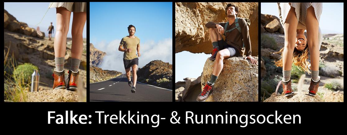 FALKE Running- & Trekkingsocken