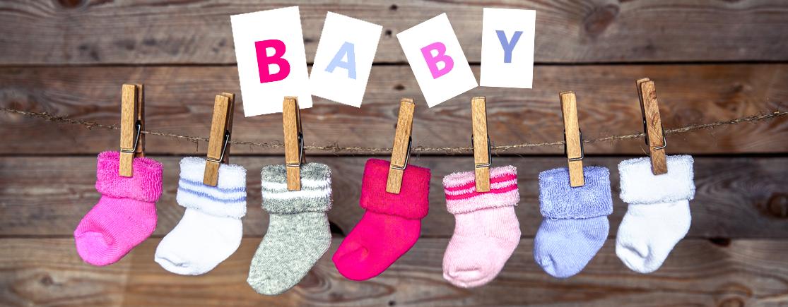 Baby Socken und Strumpfhosen von Falke