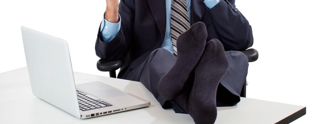 Business Socken für Herren